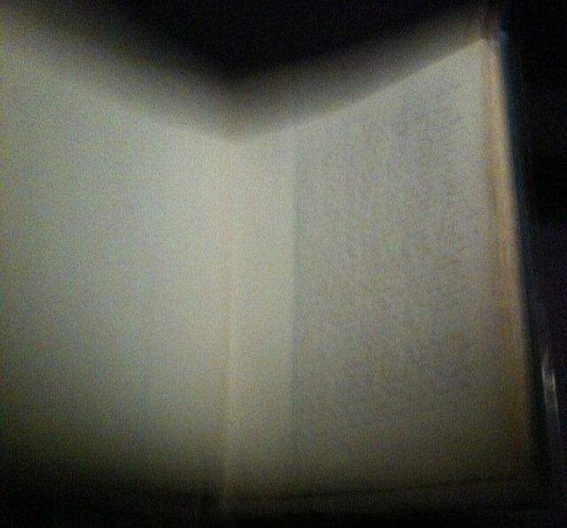 Virginia Woolf's Mrs Dalloway notebook