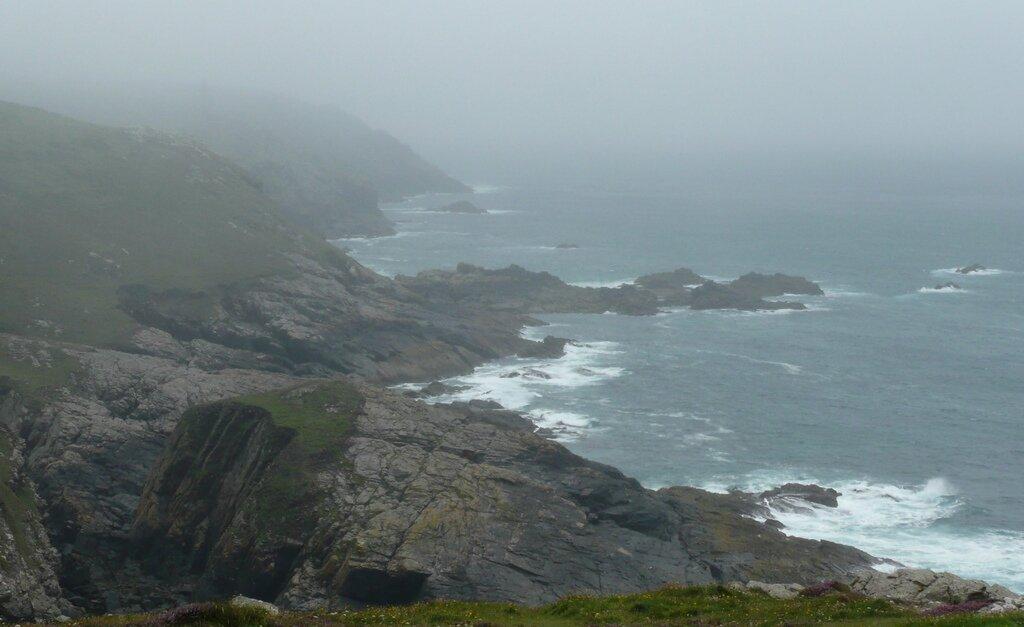 The Cornwall coast near St. Ives. Photo by John Stratford (john47kent at Flickr), via Creative Commons